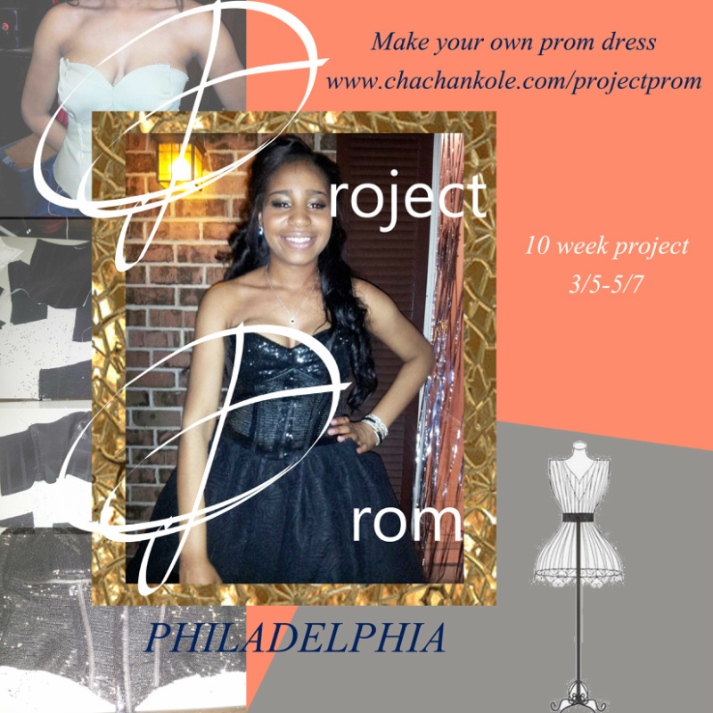 Project Prom Philadelphia 2016