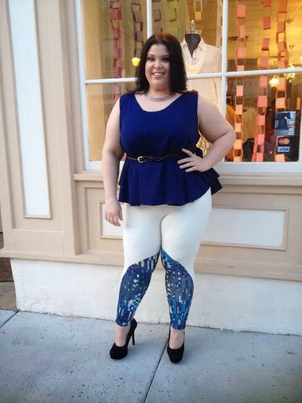 chacha n'kole leggings and flowy top